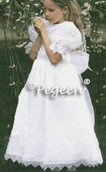 Sequin Organza First Holy Communion Dresses Style 980
