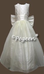 Silk Communion Dresses