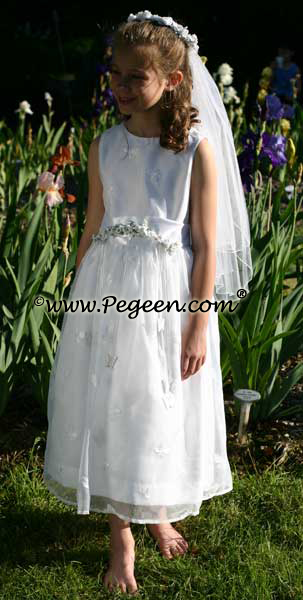 Butterfly Communion Dresses