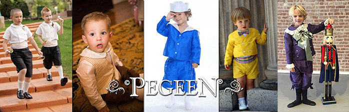 Prince and Heroes Ring Bearer Suits