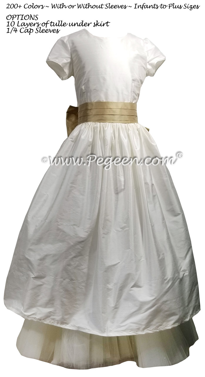 Underskirt For Communion Dress