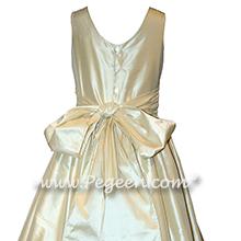 Buttercreme Flower Girl Dresses ~  Classics Style 388