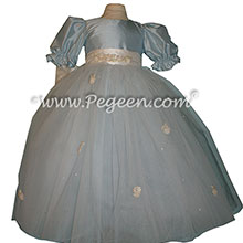 Sugar Plum Fairy in Powder Blue - Nutcracker Style 702 | Pegeen