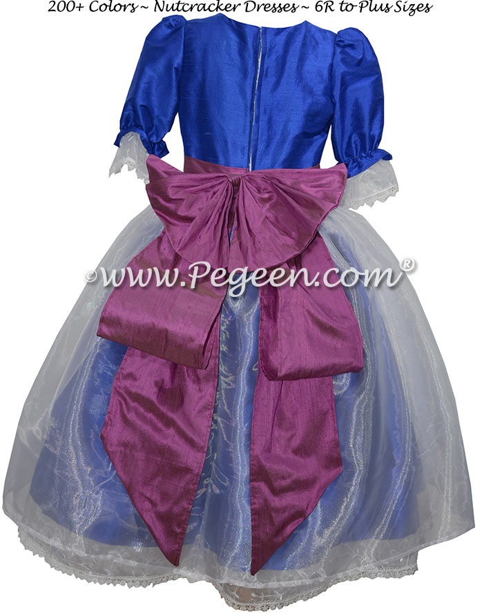 Style 703 Sapphire and Thistle Nutcracker Dress