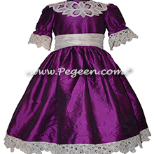 Boysenberry Nutcracker Party Scene Dresses