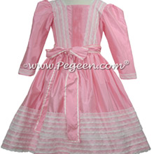 Bubblegum Pink Nutcracker Party Scene Dress