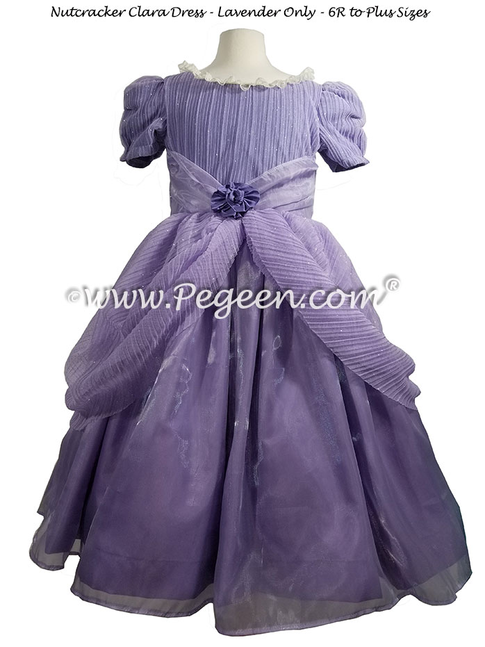 Clara's Disney Inspired Nutcracker Dress