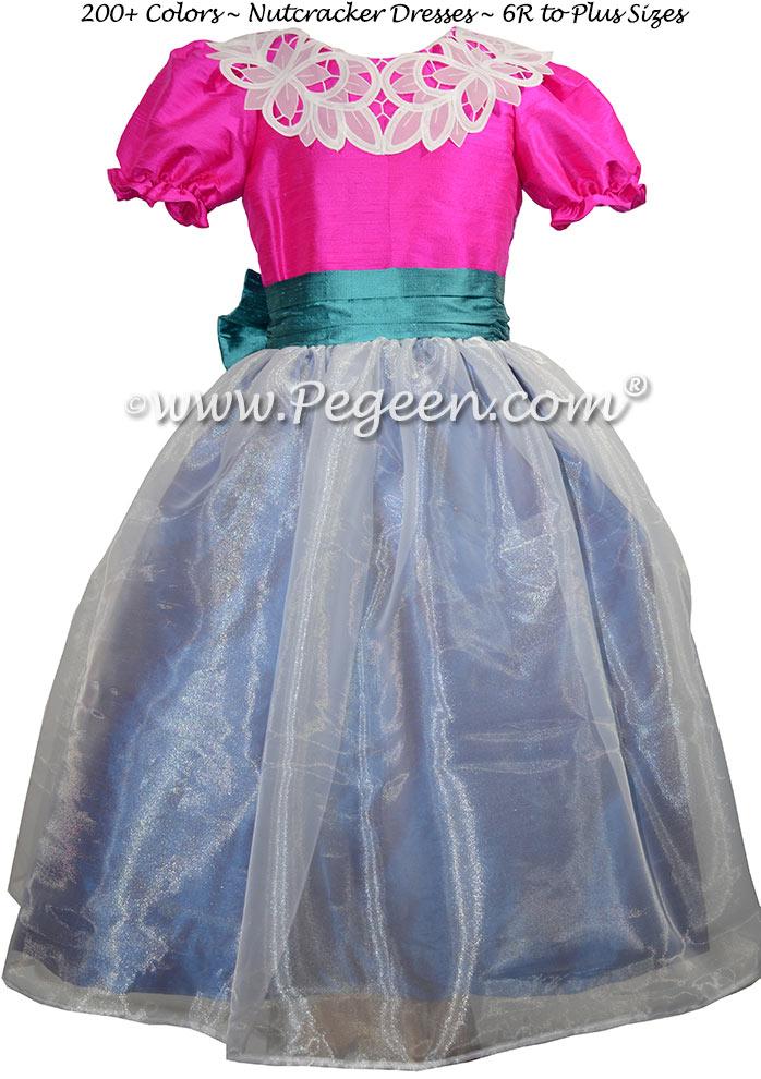 718 Boing and Blue Hawaii Nutcracker Dress