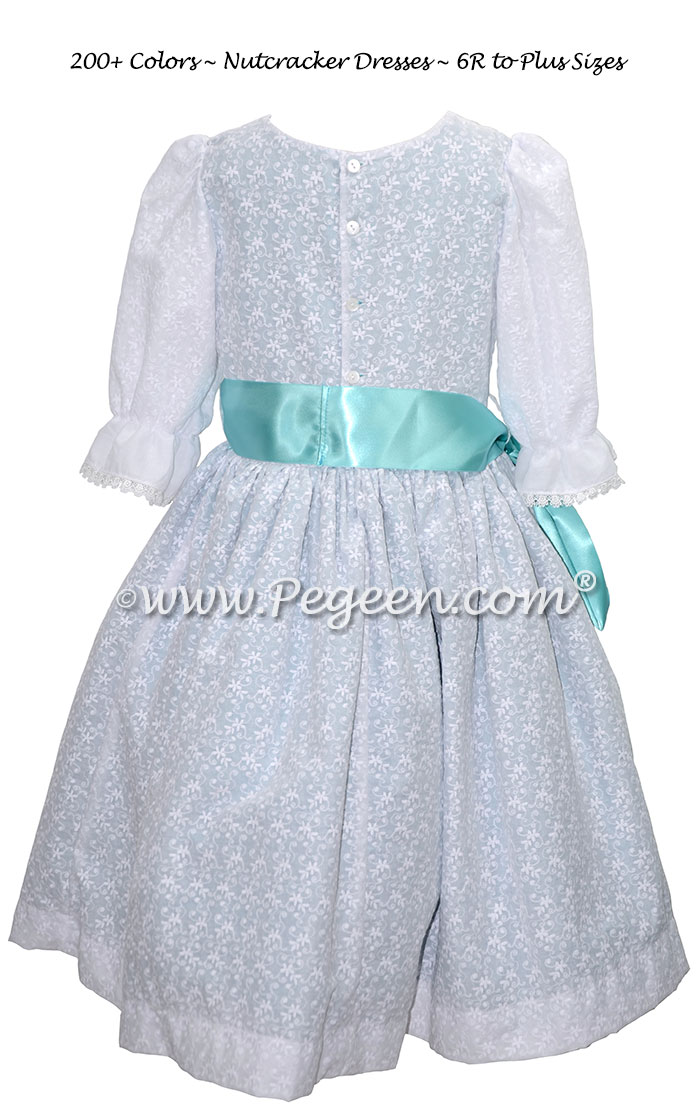 Dress for Louise or Clara in the Nutcracker Ballet - Style 721