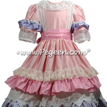 Pink and Lilac Nutcracker Dress Costume for Clara