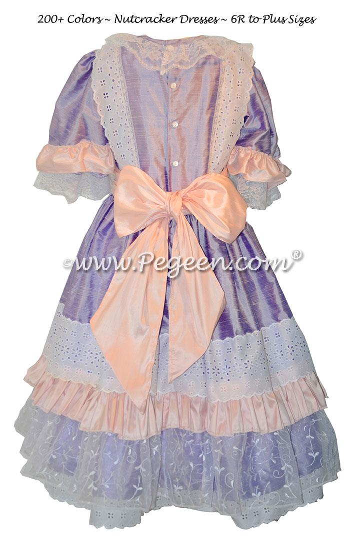 Pink and Lilac Nutcracker or Clara Dresses