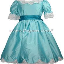 Tiffany Blue and Teal Nutcracker Dresses