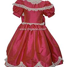 Swarovski Crystal Trimmed Sorbet Pink Nutcracker Dress