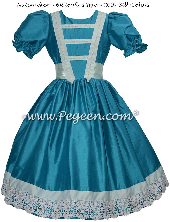 Ocean Blue Nutcracker Dresses Style 7288