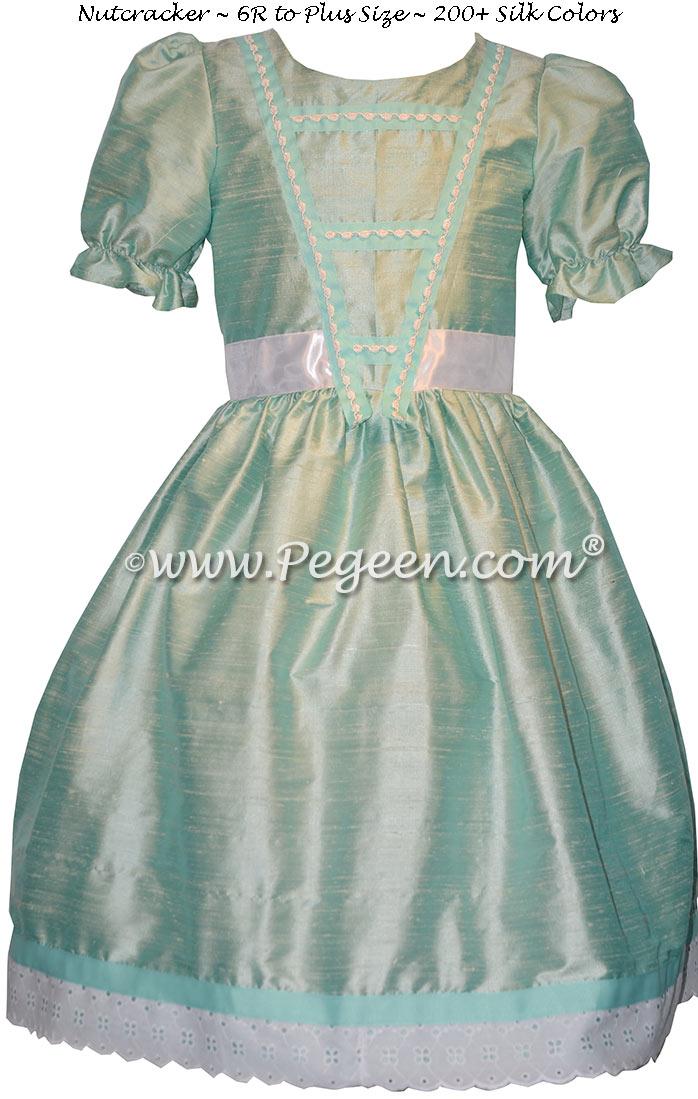 Seafoam Green Nutcracker Dresses Style 7288