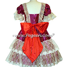Clara's Nutcracker Ballet Party Scene Dresses