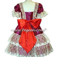 Clara's Nutcracker Ballet Party Scene Dresses