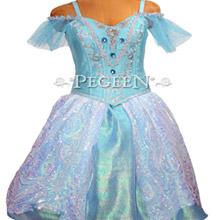 Cinderella ballgown costume for Cinderella Ballet