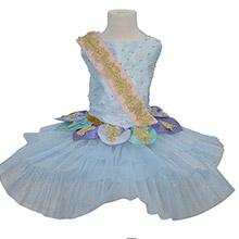 Blue Fairy tutu for a Ballet Customer