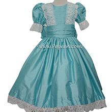 Swarovski Crystal Trimmed Tiffany Nutcracker Party Scene Dress