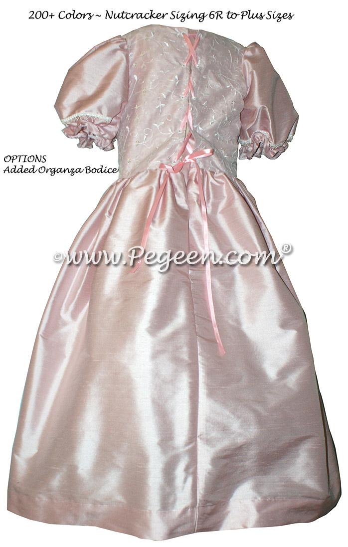 Pink Nutcracker Ballet Party Scene Dresses - Style 760