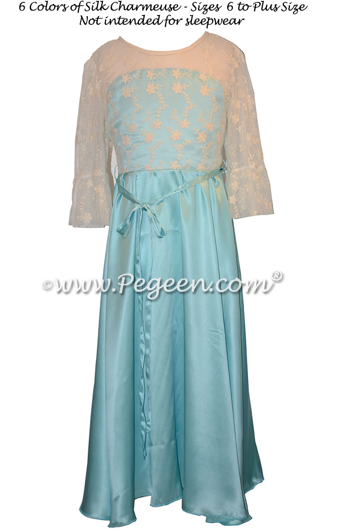 Clara's Nightgown for The Nutcracker - Pegeen Style 767