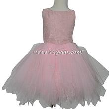 Pink Romantic Tutu for a Ballet Customer