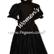 Women's Black Nutcracker Costume for Party Scene Style 799