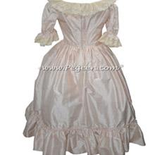 Women's Blush Nutcracker Dress for Party Scene Style 799