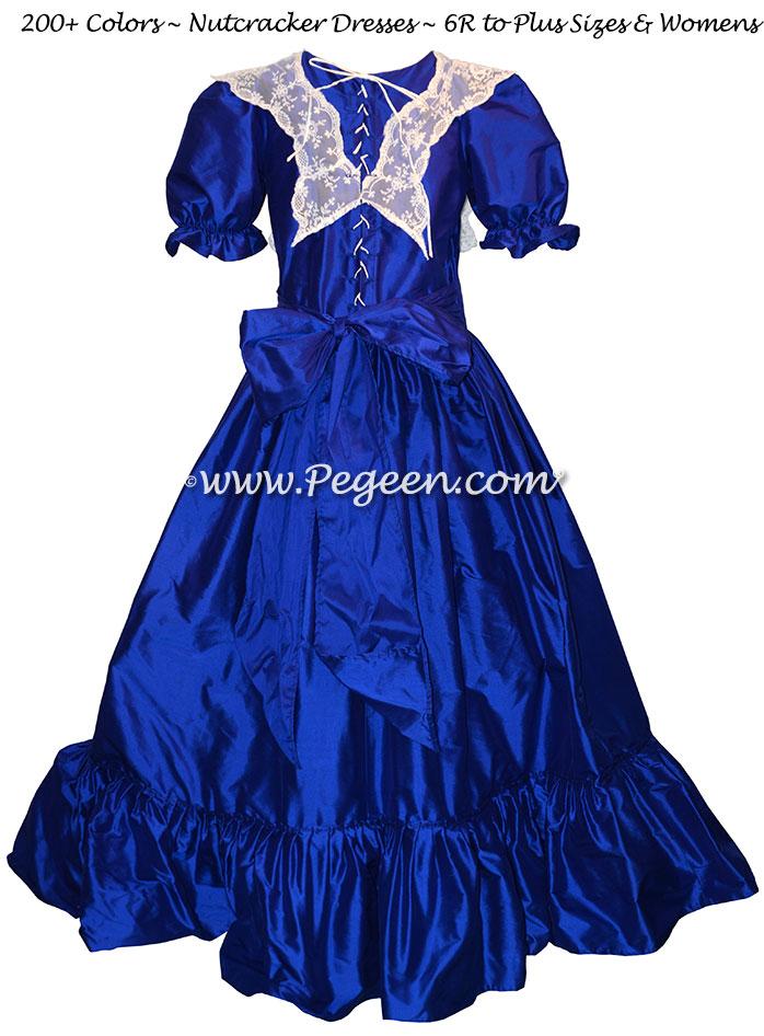 Women's Nutcracker Dress for Party Scene Style 799