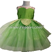 "Toddler Tulle Dress ""Tinkerbelle"" From the Fairytale Collection"