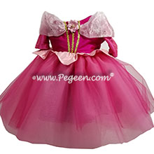 Aurora Style Princess Dress for Infants & Toddlers