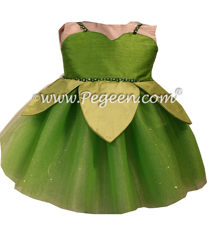 Toddler Tinkerbell Tulle Dress