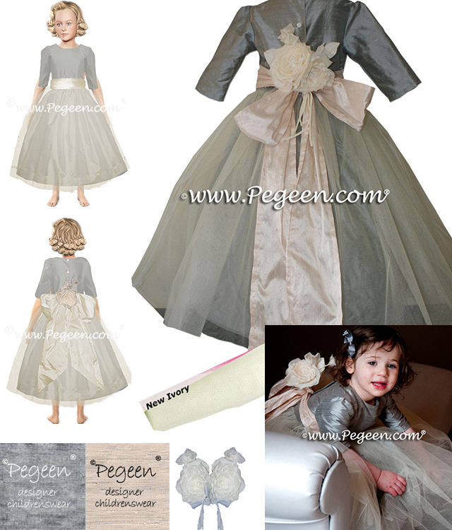 Flower girl dresses for Jewish Wedding
