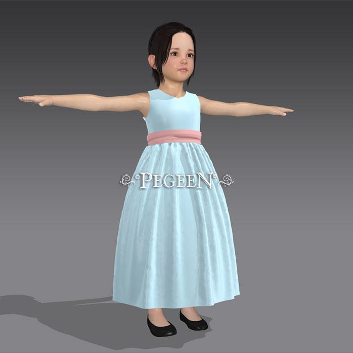 Pegeen Dress Dreamer - Create your custom flower girl dress