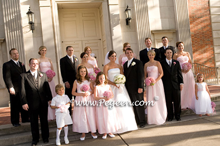 Pegeen petal pink Wedding of the Year