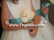 Pegeen Flower Girl Dress Model