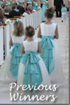 Past  Flower Girl Dresses of the Year