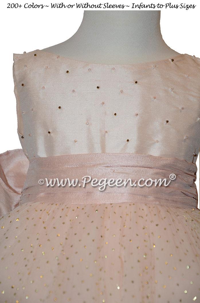 Flower Girl Dress Style 695 - Princess Caroline Regal Collection