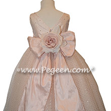Flower Girl Dress Style 695 - PRINCESS DANIELLA Regal Collection
