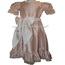 Pink Silk Nightgown for Clara for Nutcracker Ballet