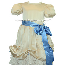 Nutcracker Ballet - Nightgown for Clara in Silk Charmeuse