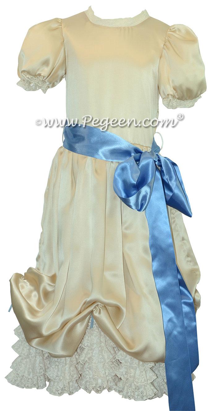 Nutcracker Ballet - Creme Nightgown for Clara Style 765 | Pegeen