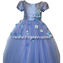 Flower Girl Dress Style 900 - Earth Fairy from the Fairytale  Collection in Euro Peri