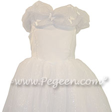 Cinderella's Fairy Tale Dress for First Communion