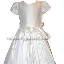 Antique White First Communion Dress Style 992