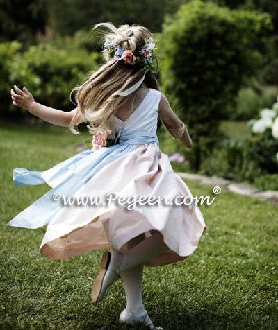 Flower Girl Dresses - Pegeen Style 357