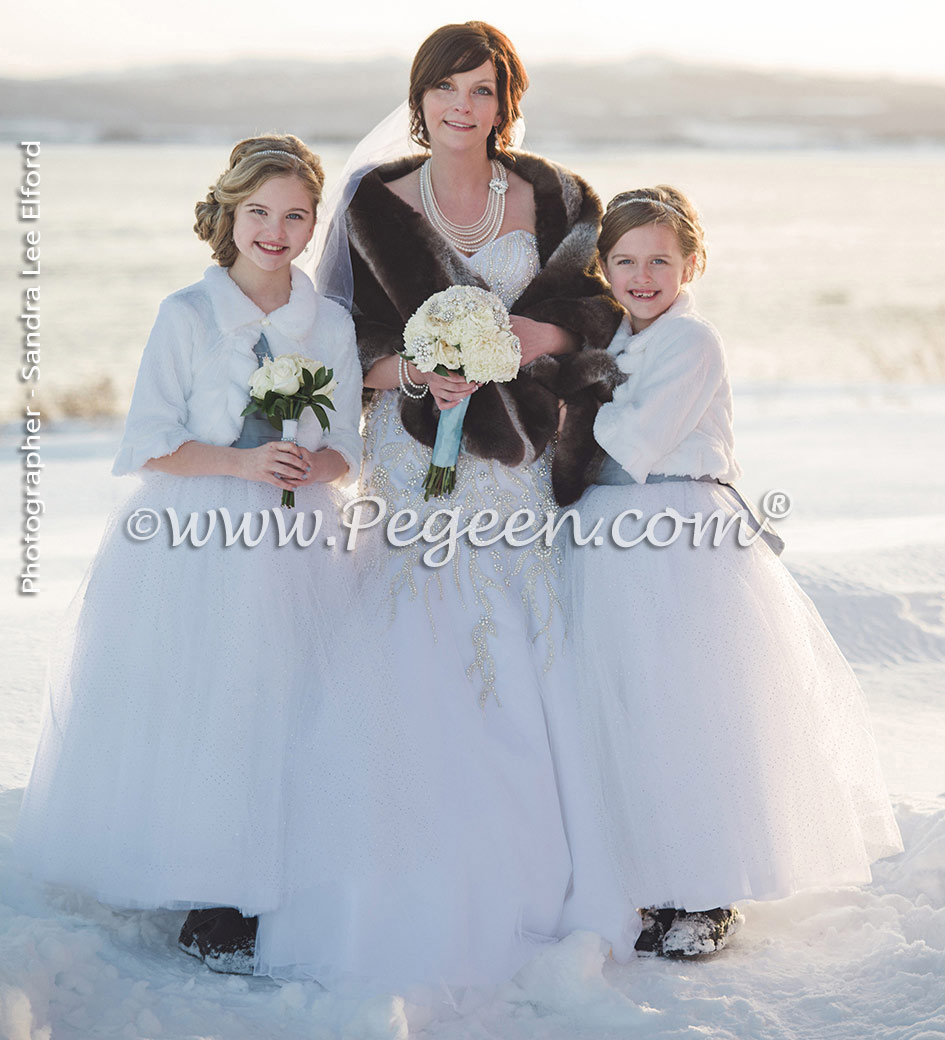 Flower girl dresses silk karen flower girl dresses for Immediate resource wedding dresses