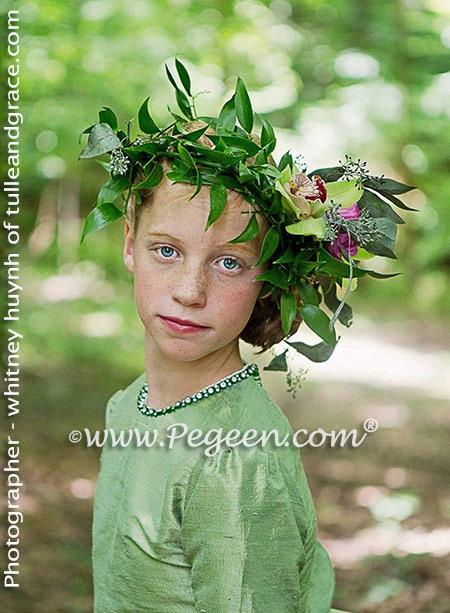 Jr Bridesmaids Dresses from Pegeen Tween - Style 931