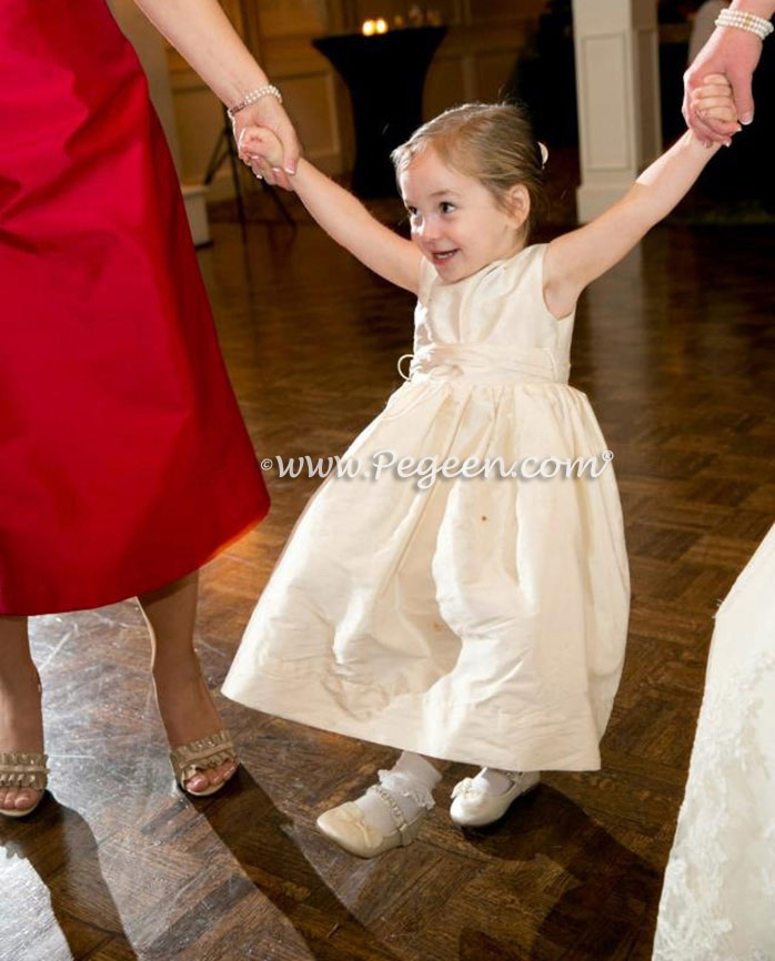 Gallery testimonials flower girl dresses pg 18 pegeen dress new ivory silk flower girl dresses style 398 mightylinksfo